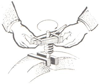 Сделать пружину в домашних условиях