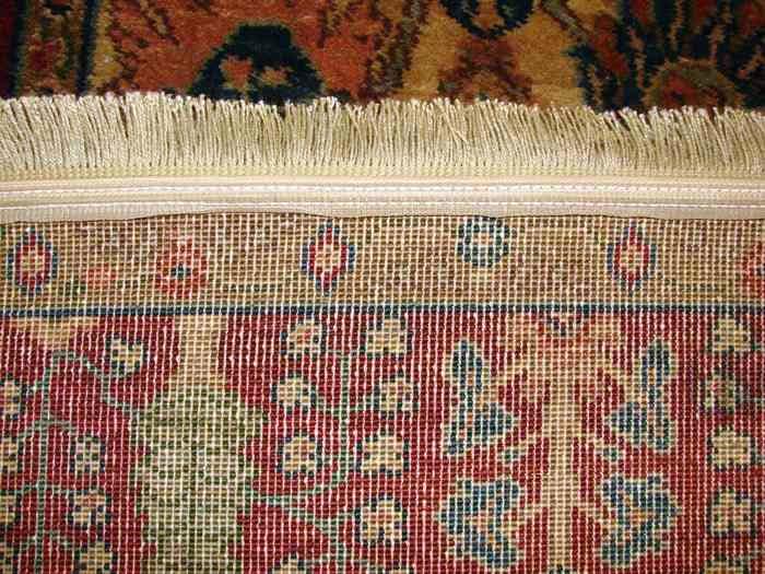 Обметка ковров своими руками 12