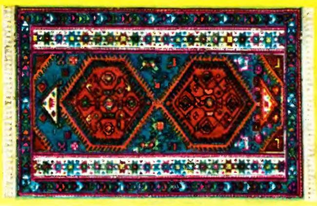 Tipi di tappeti trendy tappeto di erba sintetica in - Tipi di tappeti ...