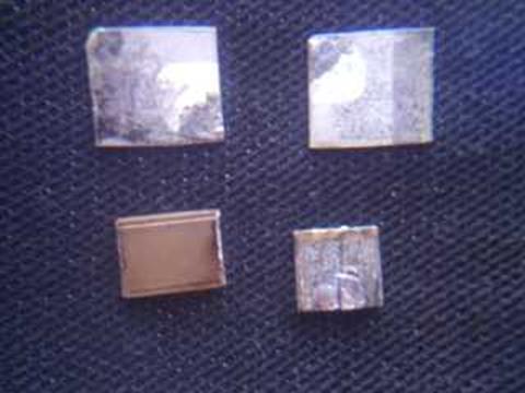 фото платина в радиодеталях