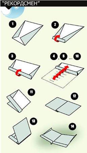 Как сделать бумажный самолет который долго летает видео - Sort-metall.ru