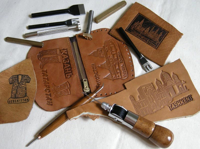 Инструмент по работе с кожей
