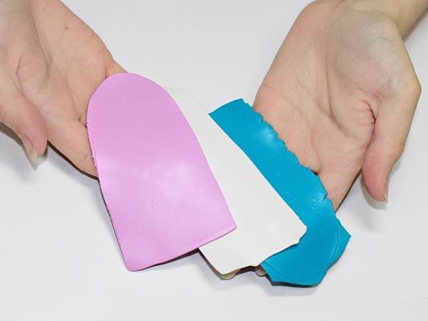 Энциклопедия Технологий и Методик - Как сделать плавный переход цвета в полимерной глине