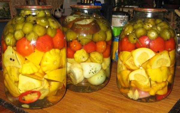Консервирование овощей в автоклаве в домашних условиях 165