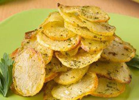 Как готовить чипсы в домашних условиях