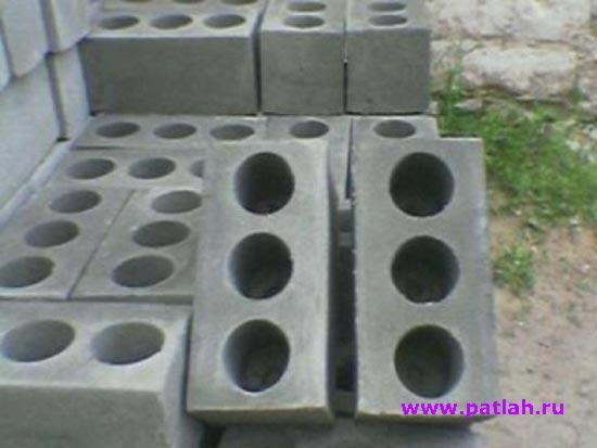 Состав бетона для изготовления
