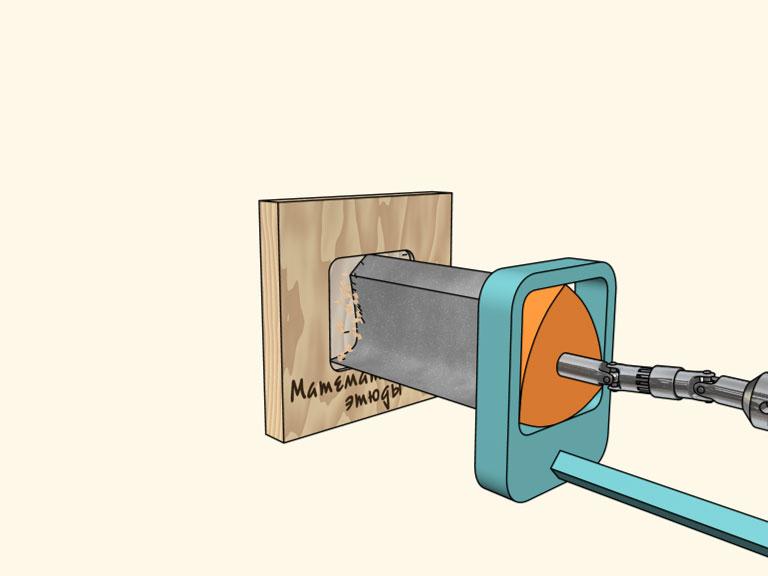 Как сделать квадратное отверстие в металле - Ubolussur.ru