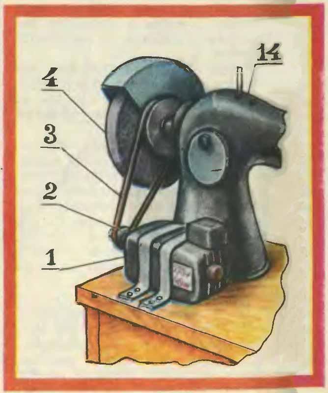 Станок из швейной машинки своими руками 62