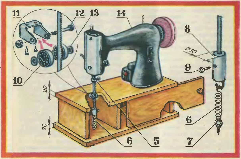 Лобзиковый станок своими руками переделываем ручной инструмент Видео
