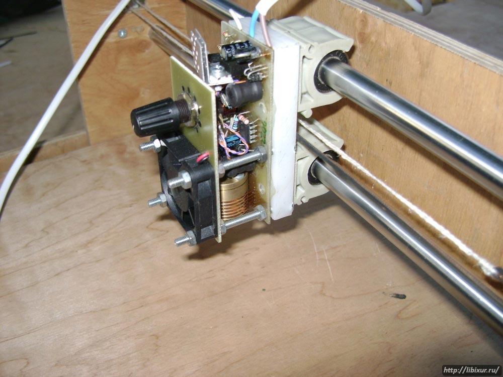 Лазер для станка чпу своими руками 941