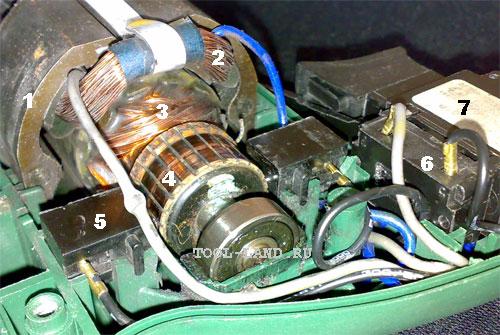 Ремонт статора электродвигателя своими руками видео