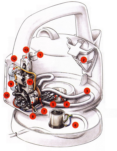 Как сделать напрямую электрочайник
