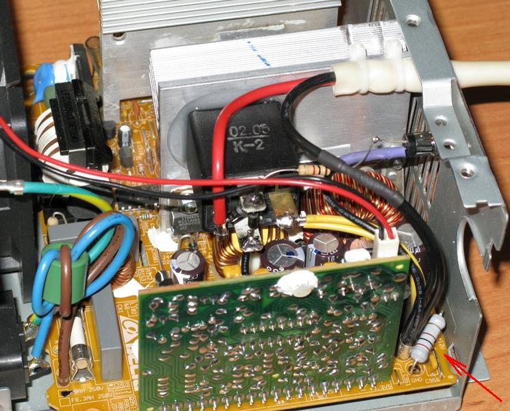 Зарядное устройство для аккумулятора из блока питания