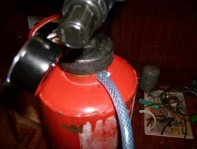 Как сделать ресивер из бутылки