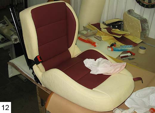 Удобное сидение своими руками 377