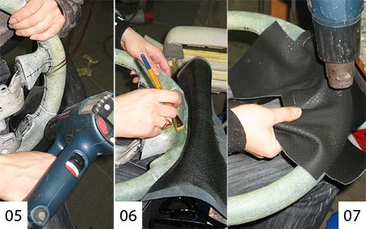 Выравнивание руля автомобиля своими руками 9