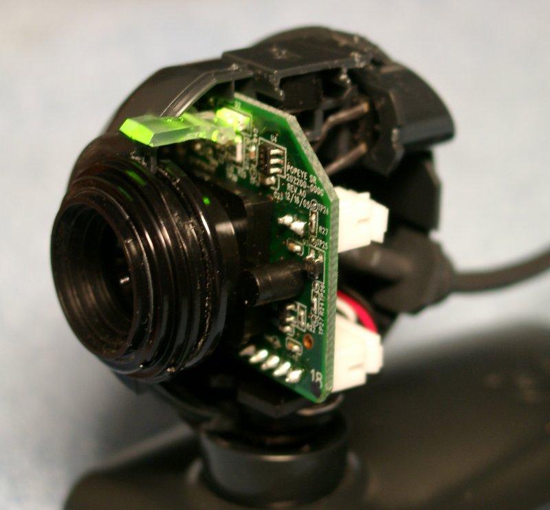 Как из камеры сделать прибор ночного видения 28