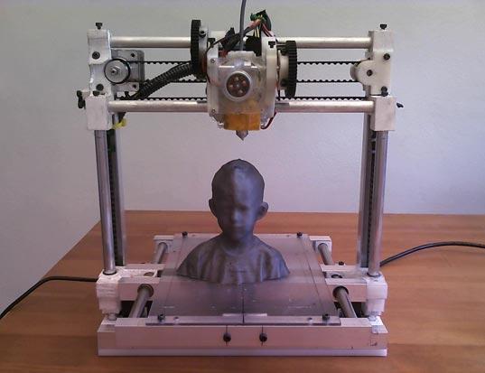 Зд принтер своими руками
