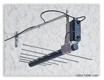 Домашняя антенна с усилителем своими руками фото 346