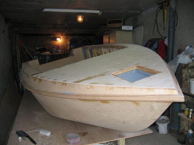 Делаем сами моторную лодку