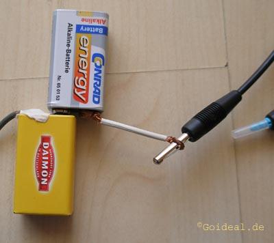 электроэпилятор готов к