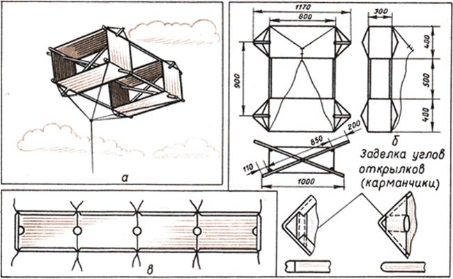 Инструкция По Сборке Воздушного Змея От Винта
