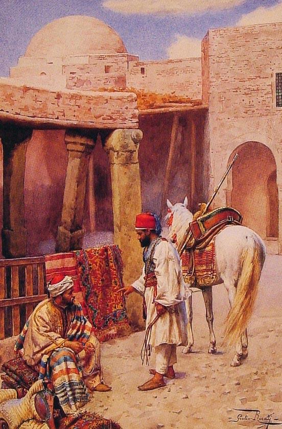 maghribi traders