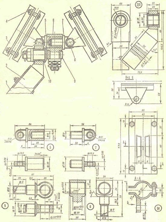 Силовые тренажеры своими руками: Спорткомплекс. ком 46